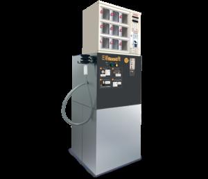 コイン式圧縮パック機